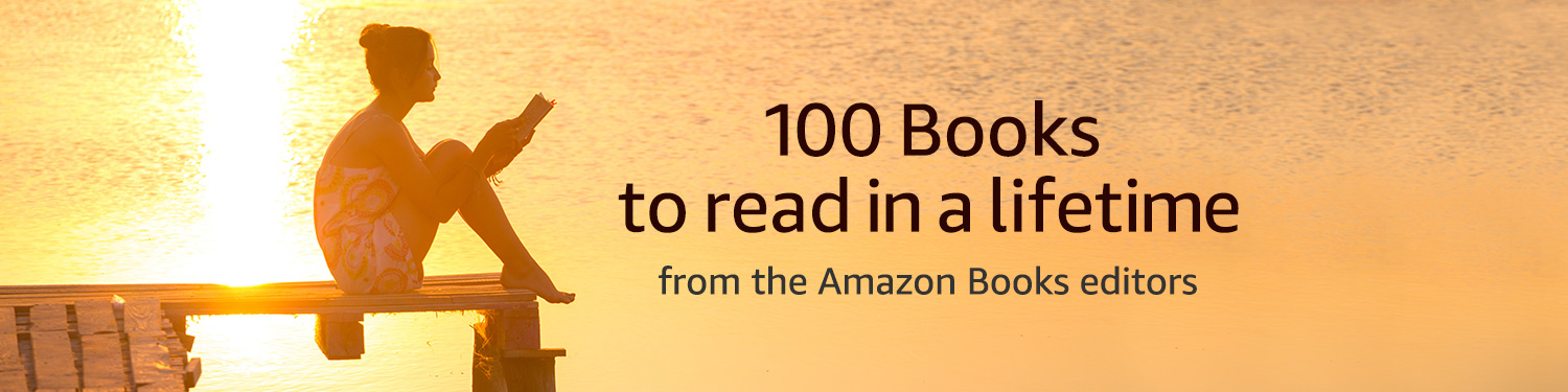 Amazon com: 100 Books To Read In A Lifetime: Books