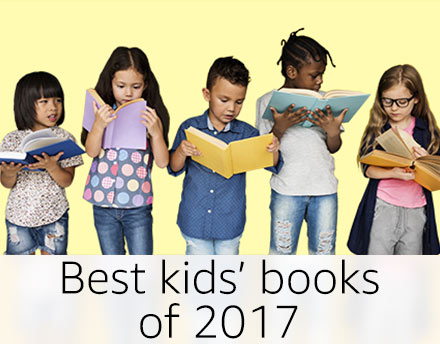 Best kids' books of 2017