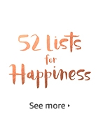 52 list for happiness