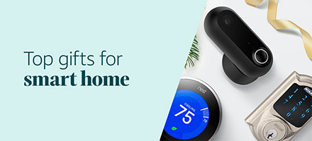 Smart Home tech gifts