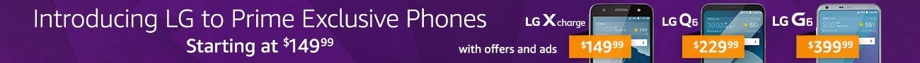 Prime Exclusive Phones