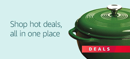 Shop hot deals, all in one place