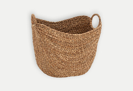 Baskets Bins u0026 Containers & Shop Amazon.com   Storage u0026 Organization