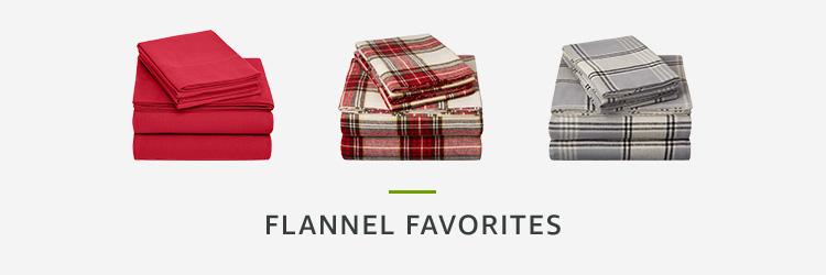 Flannel Favorites