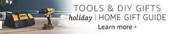 Holiday Gifts in Tools and Home Improvement