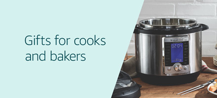 Gifts for cooks and bakers