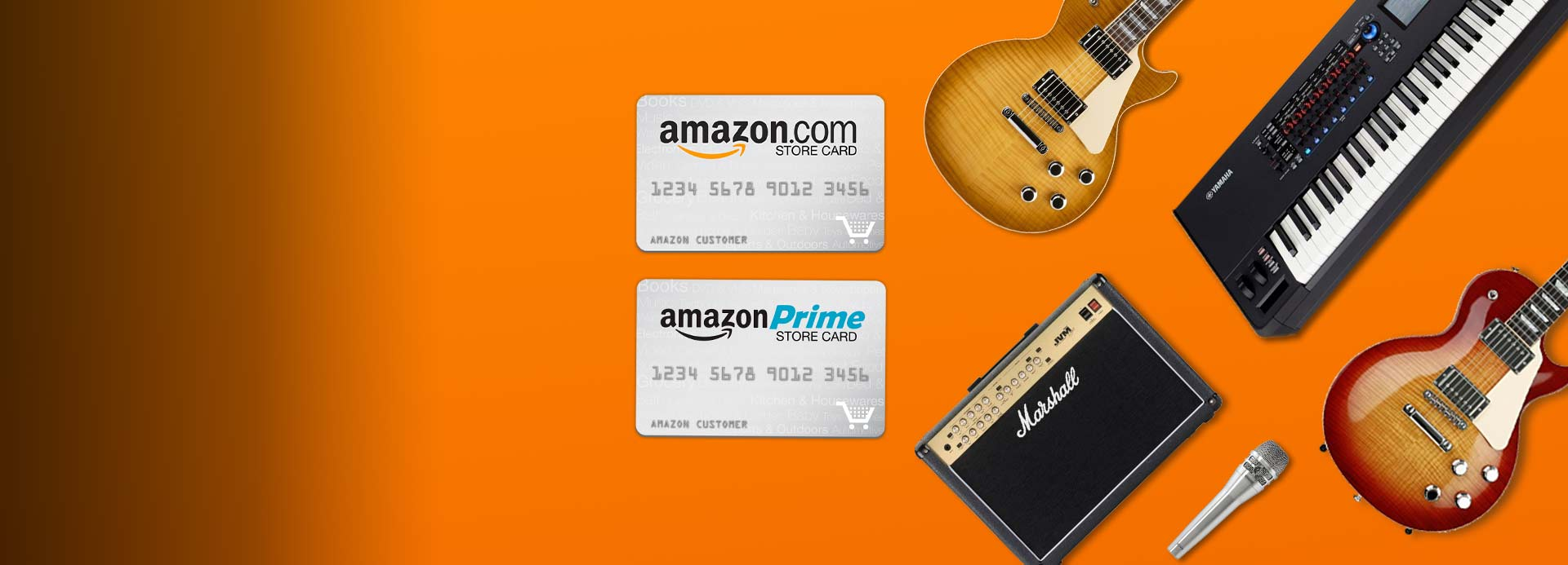 Buy now, pay later with the Amazon.com Store Card