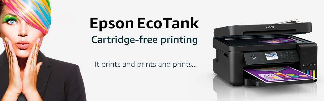 New Epson EcoTanks