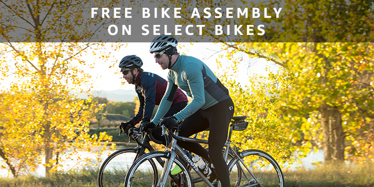 Shop Bikes with Free Assembly