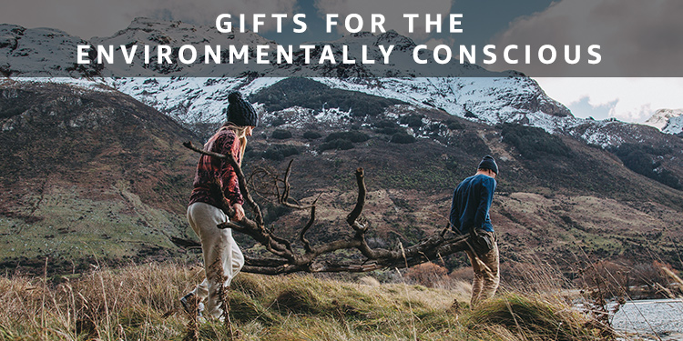 Gifts for the environmentally conscious