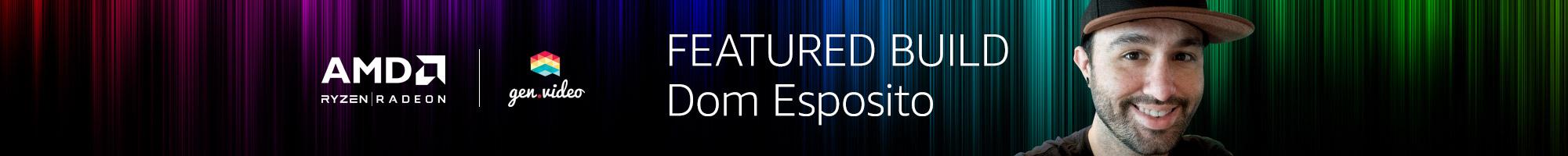 Featured Build: Dom Esposito