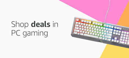 Shop deals in PC gaming