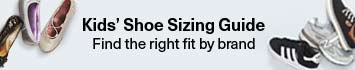 Kids' Shoe Size Guide