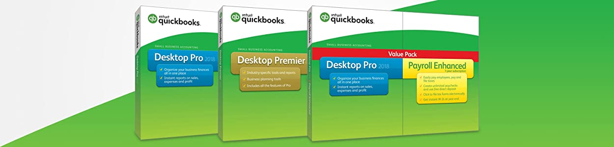 Software at amazon pc mac software quickbooks 2018 fandeluxe Image collections