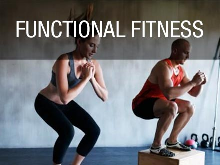 Functional Fitness / CrossFit