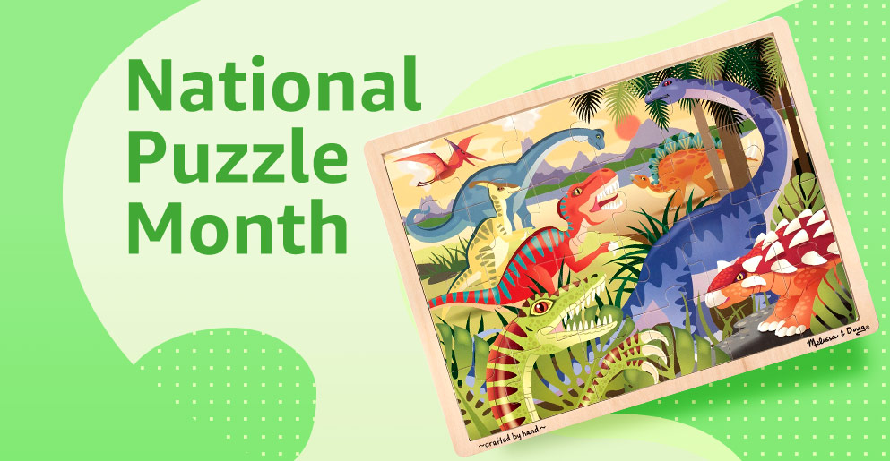 National  Puzzle Month