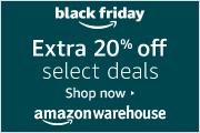 Amazon Warehouse Black Friday Deals