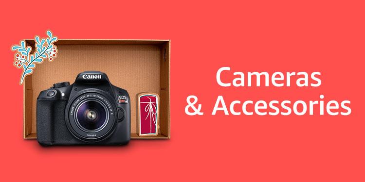 Amazon Warehouse Cameras & Accessories