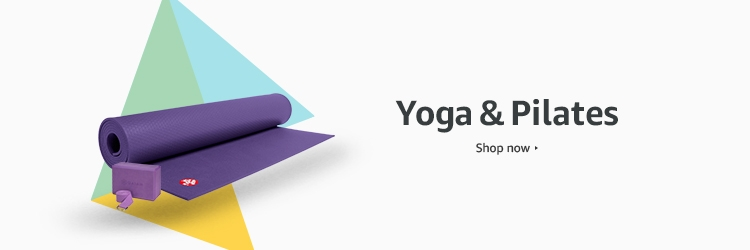 Amazon Warehouse yoga & pilates