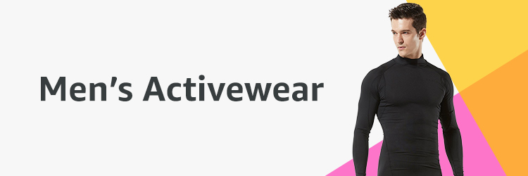 Amazon Warehouse Mens Activewear