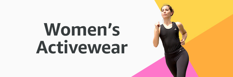 Amazon Warehouse Women's Activewear