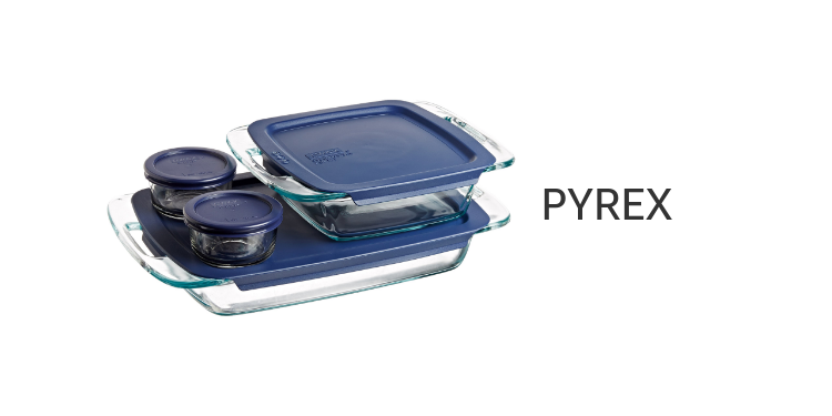 Amazon Warehouse Pyrex