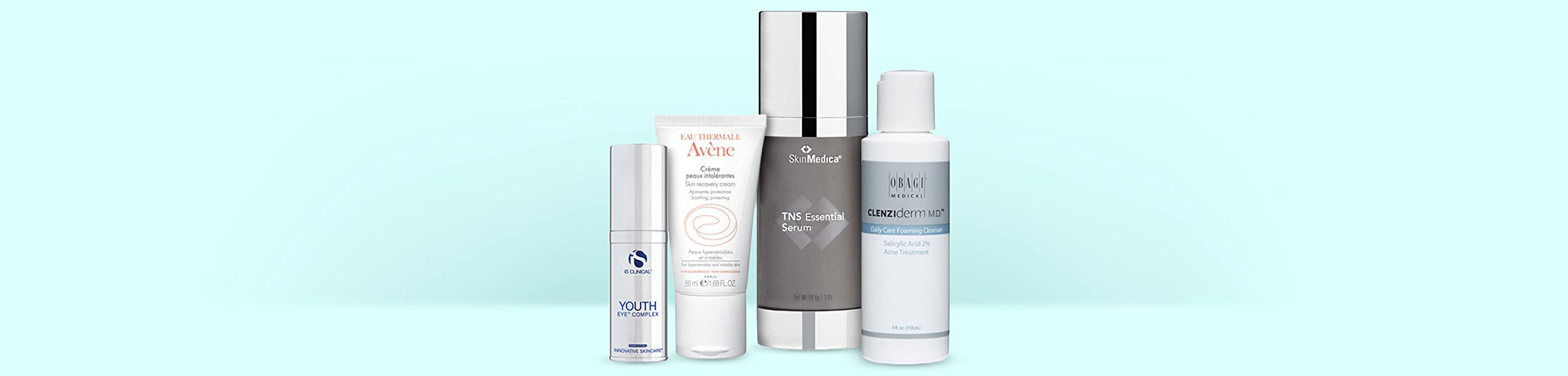Skin care tips and professional-quality products