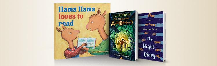 Children's Spring Reading