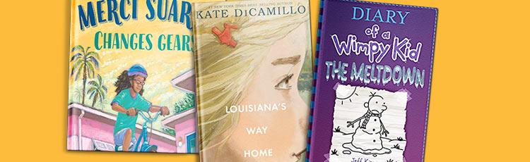 Children's Fall Reading