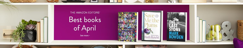 Best books of April
