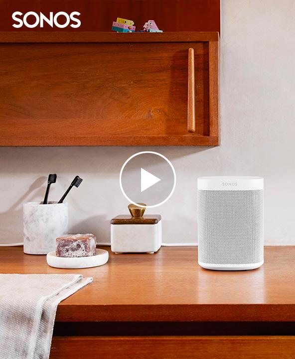 Alexa enabled Sonos One