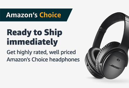Amazon's Choice Headphones