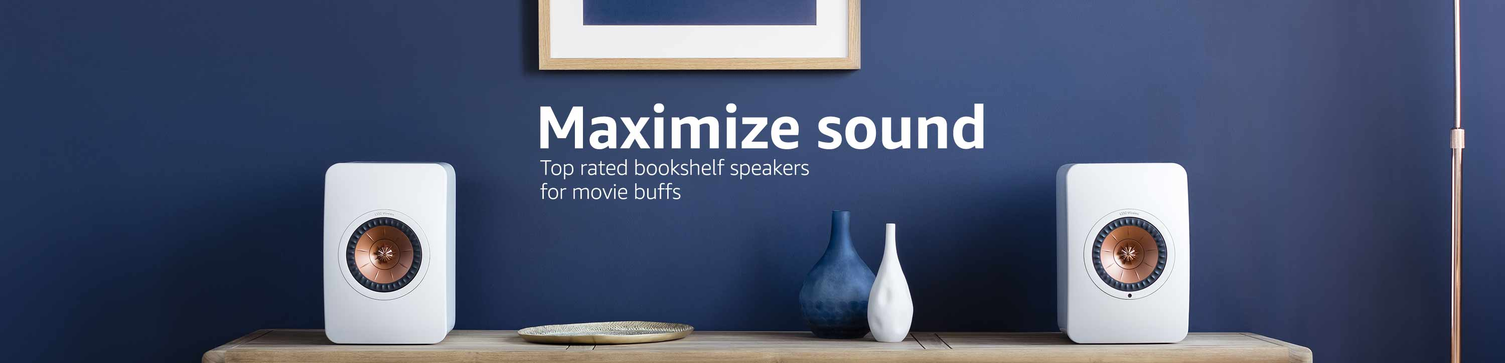 Top rated Bookshelf speakers