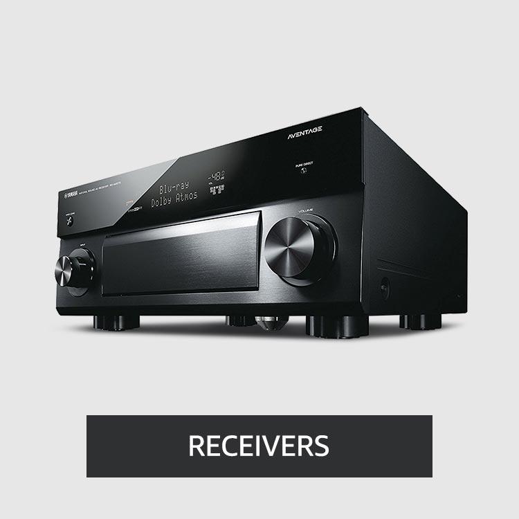 Premium Receivers