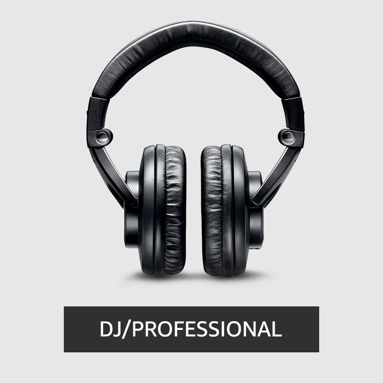 DJ/Professional Headphones