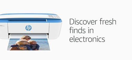 Discover fresh finds in electronics