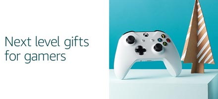 Electronics Gift Guide Gaming