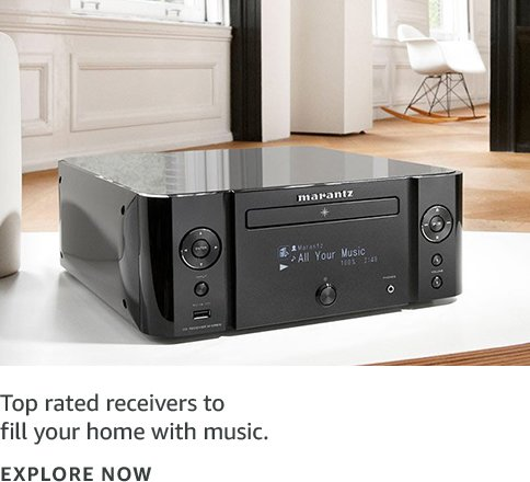 Top rated receivers to fill your home with music