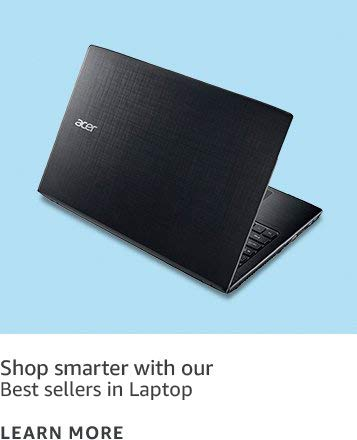 Shop smarter with our Best sellers in Laptops