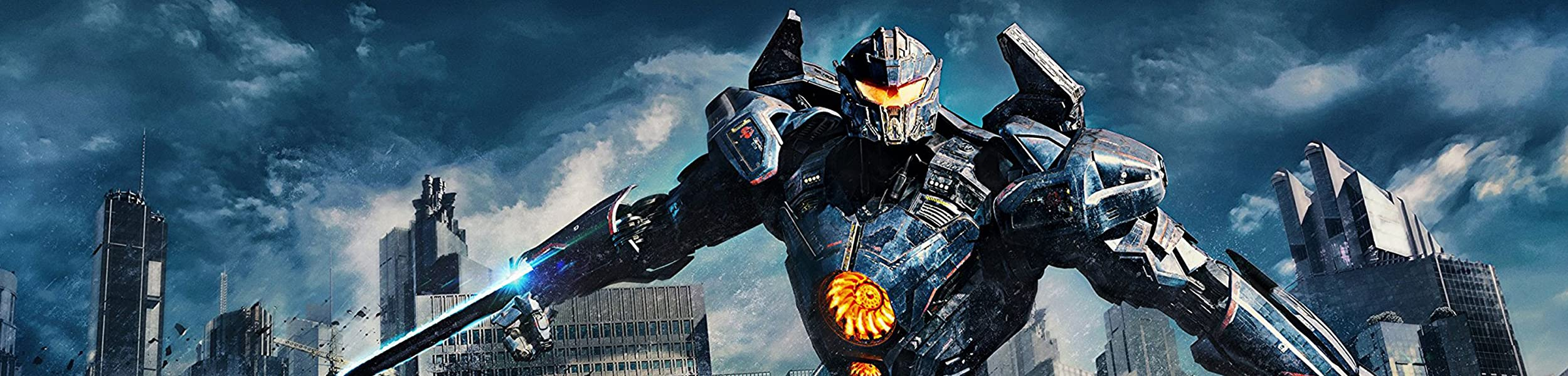 Pacific Rim Uprising - Available now