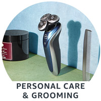 Personal Care & Grooming