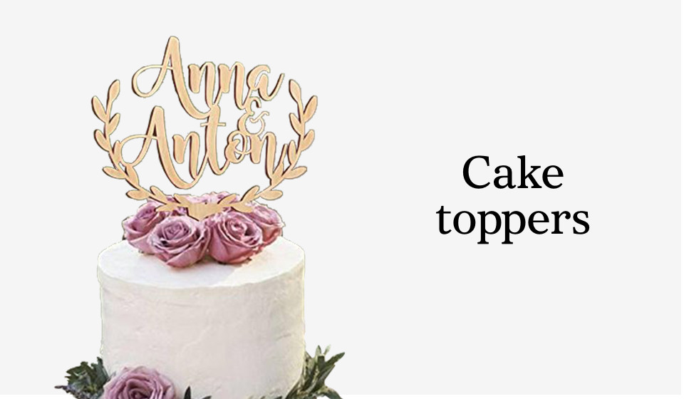 e660a6c9dbf Wedding Cake Toppers