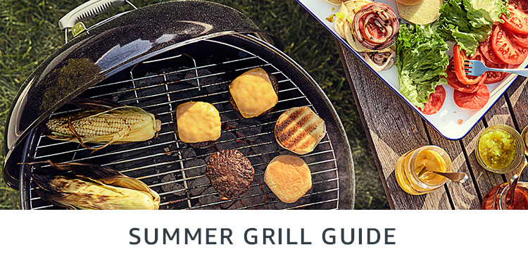 Summer grill guide