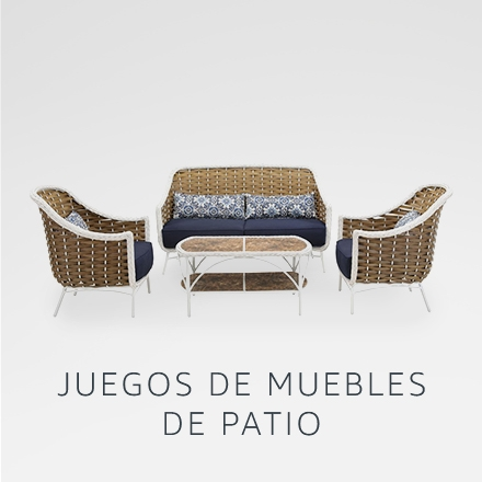 Amazon.com: Muebles y Accesorios para Patio: Patio, Césped y ...