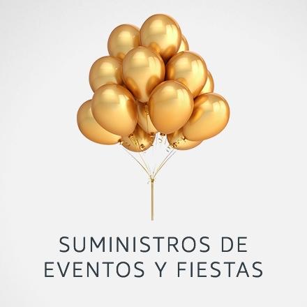 suministros de eventos y fiestas
