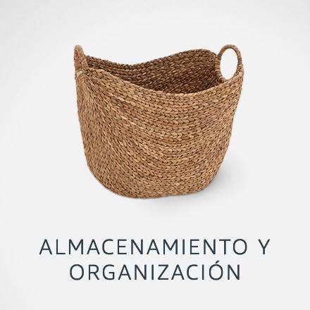 almacenamiento y organizacion