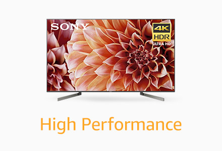 High Performance TV