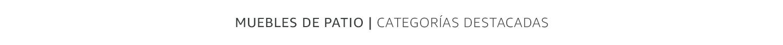 Amazon.com: Muebles y Accesorios para Patio: Patio, Césped y ...