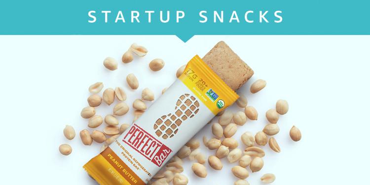 Startup snacks
