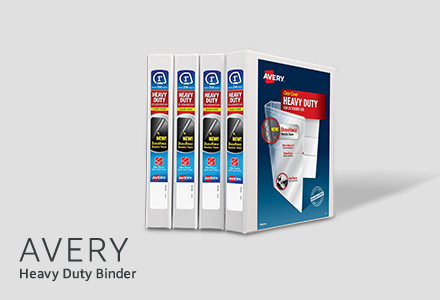 Heavy Duty Binder
